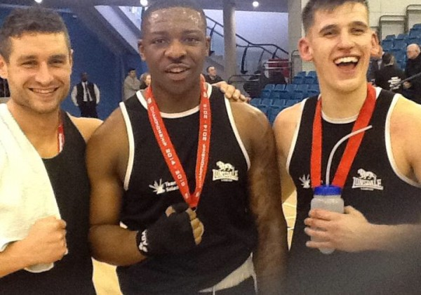 Two Silver Medals at BUCS