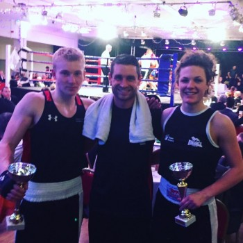 Two Wins in Weymouth
